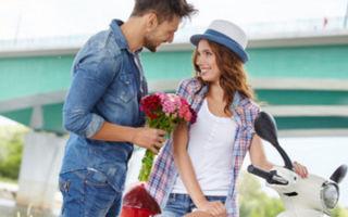 Как красиво признаться девушке в любви, если стесняешься