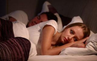Почему ночью мучает бессонница и что с этим делать