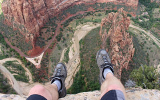 Как избавиться от страха высоты: простые советы
