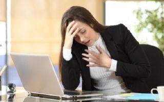 Панические атаки у женщин: причины, симптомы и как помочь