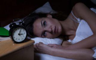 Почему я просыпаюсь ночью в одно и то же время
