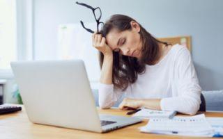 Что делать, если сильно устала работать