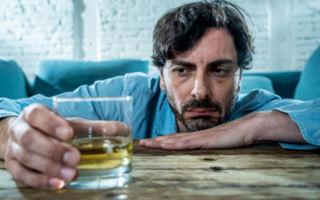 Симптомы и лечение алкогольной депрессии