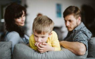 Что делать, если родители хотят развестись