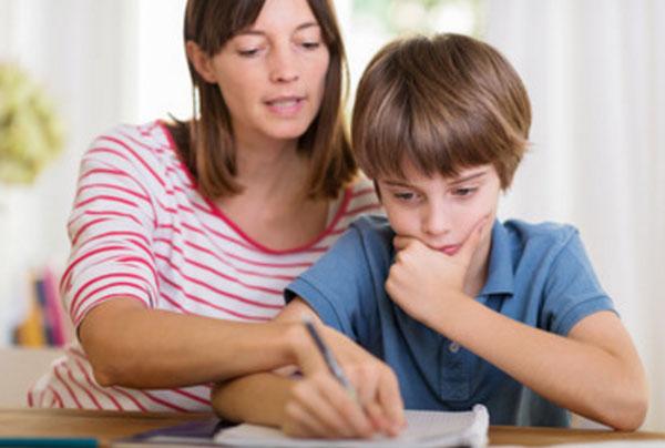 Мама контролирует, что сын пишет