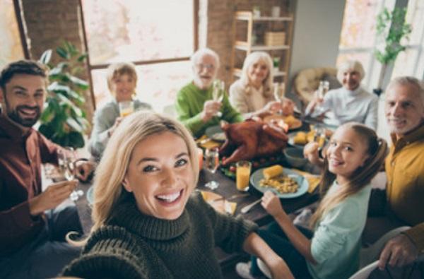 Семейные посиделки